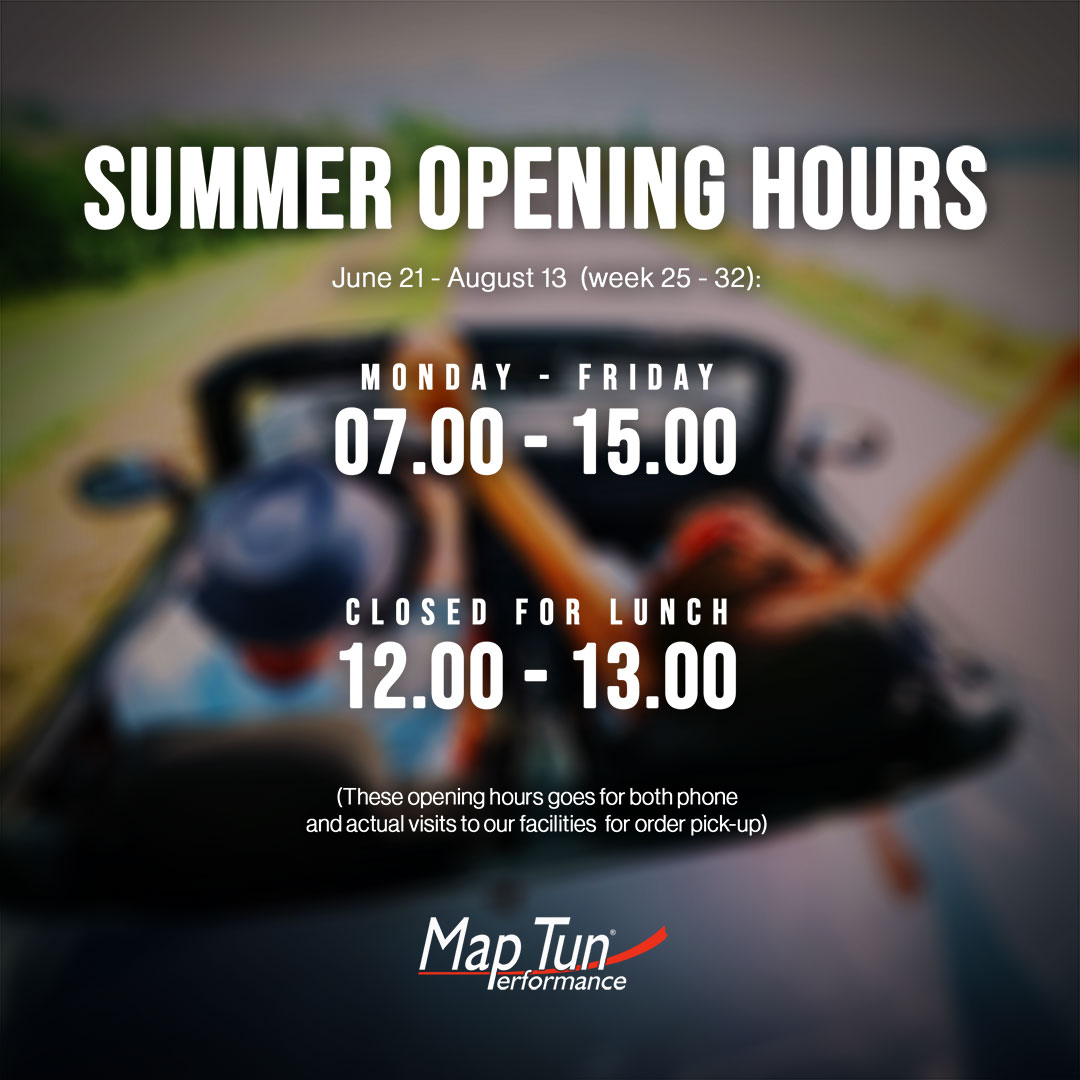 Summer Opening Hours!