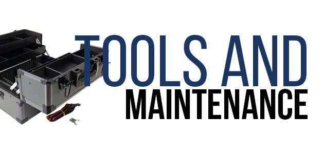 Tools & Maintenance